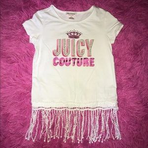 Girls Juicy Couture T-shirt